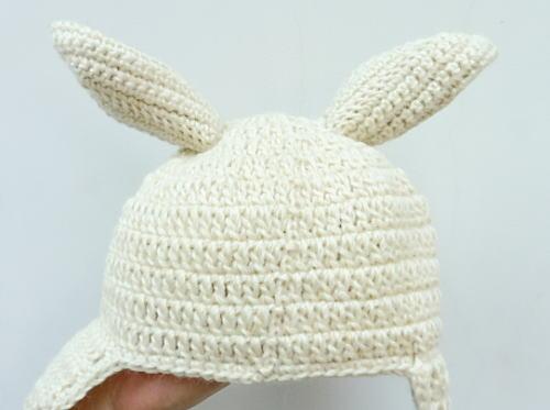 1529うツリーハウスリーブスさ耳キッズ帽子