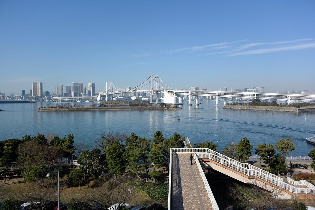 東京ウォーターフロント巡り