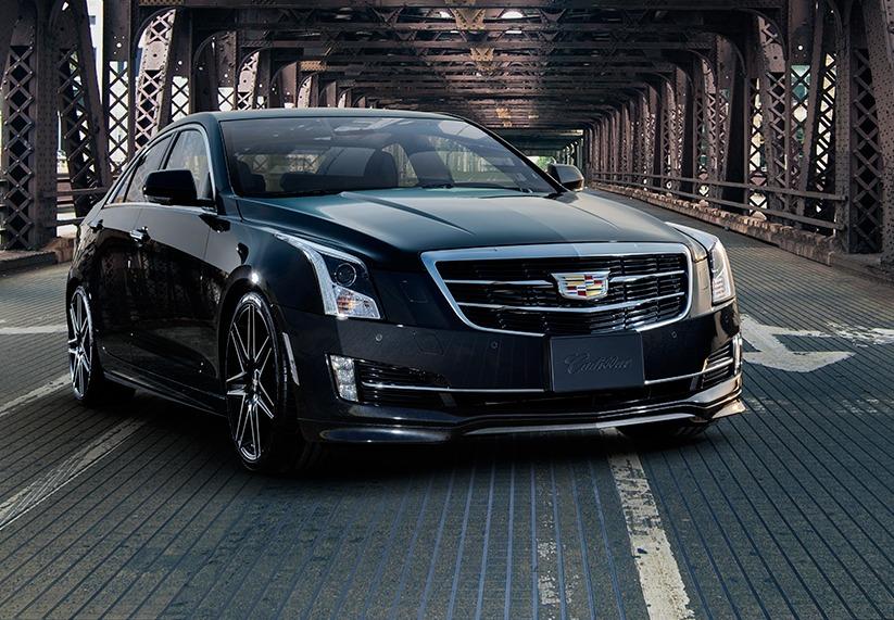 ATS Sedan Luxury Sport Edition top