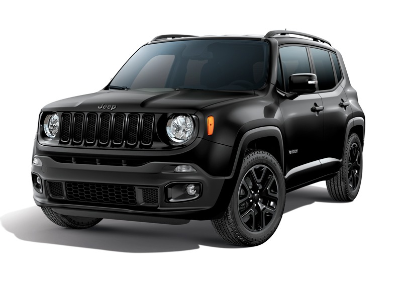 Jeep Renegade Black Edition