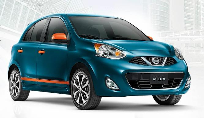 2016 Nissan MICRA® Nissan Canada
