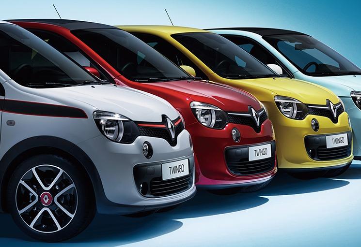 Renault Japon ルノー トゥインゴ