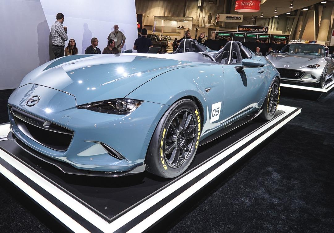 MX-5 speedster