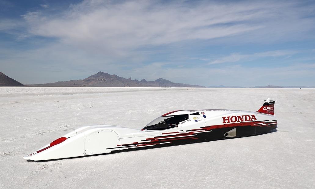 Honda S-Dream Streamliner2