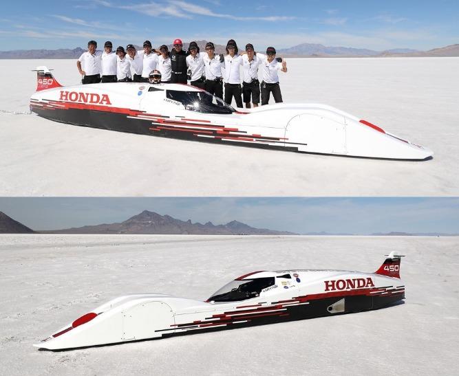 honda s dream streamliner 2016