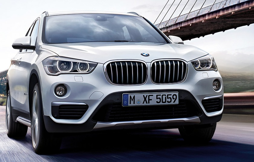 BMW X1 イントロダクション