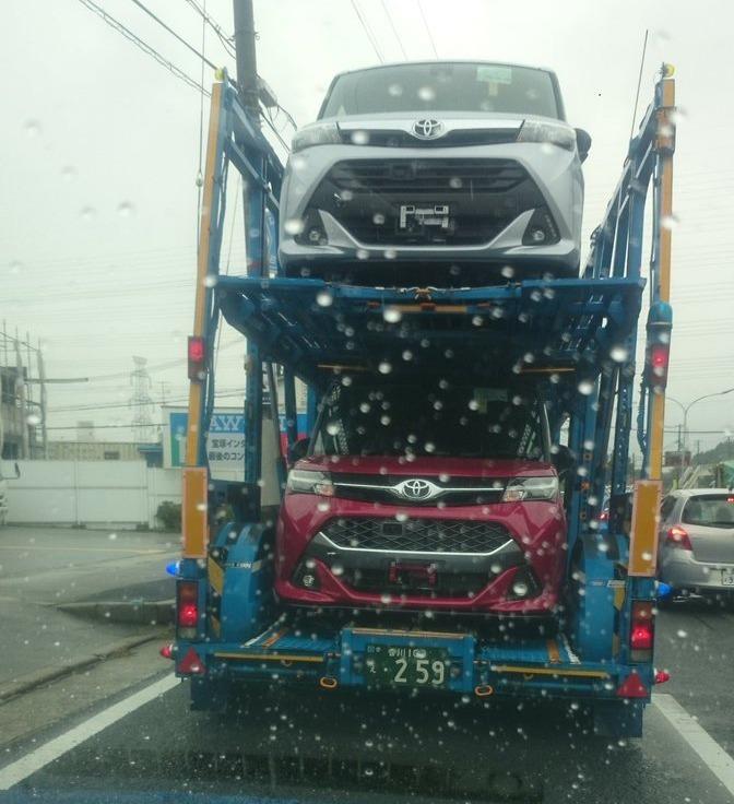 トヨタタンク実車2