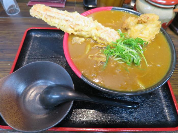 カレーうどん Ah~麺