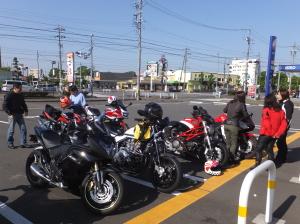 "2016 ⦅Golden Week Touring⦆ 恒例!春の""せせらぎ街道""ゴールデンウイークツーリング^^"