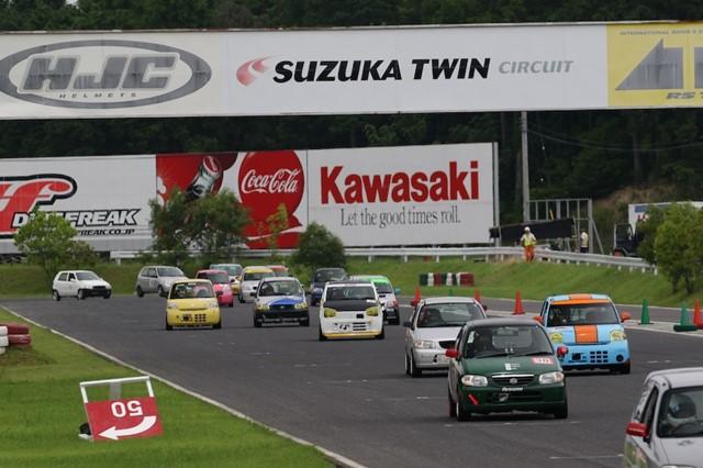 s-軽耐久レース