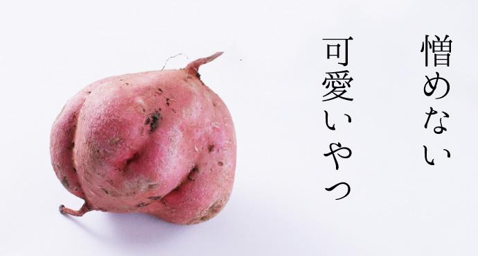種子島産「安納芋」訳ありです!でも味には自信あり!