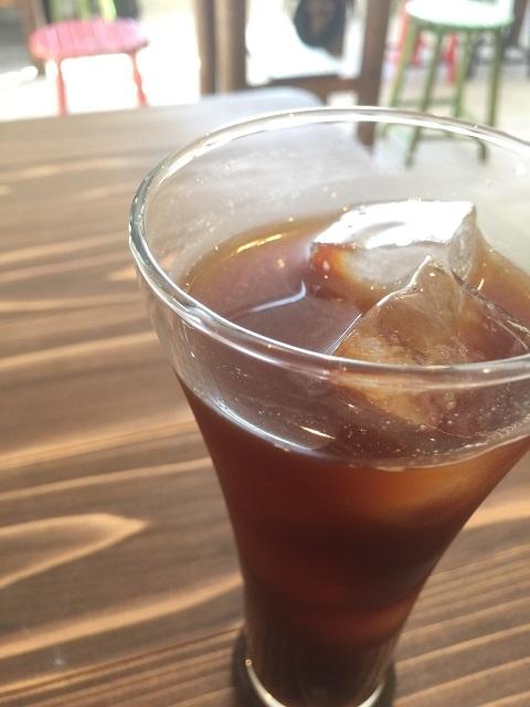 café HP by HeartPeace アイスコーヒー