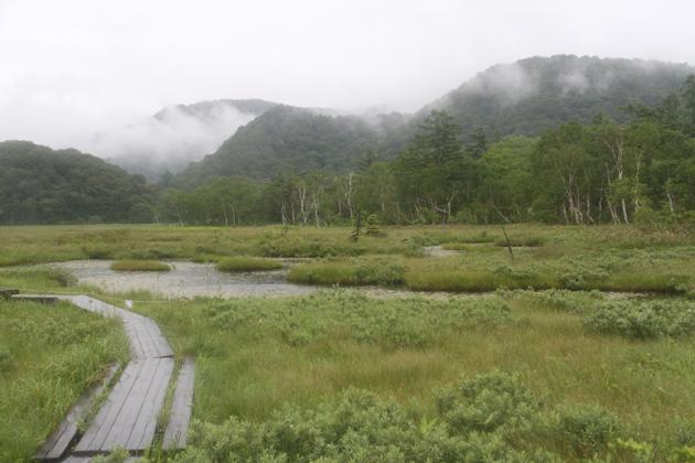 20160713上田代の池塘