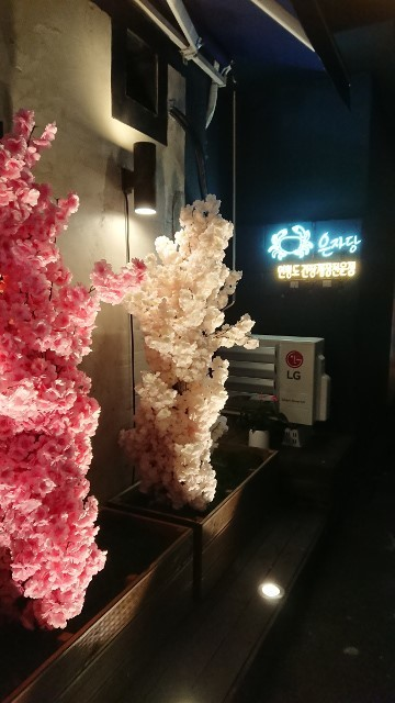 ソウル,カンジャンケジャン