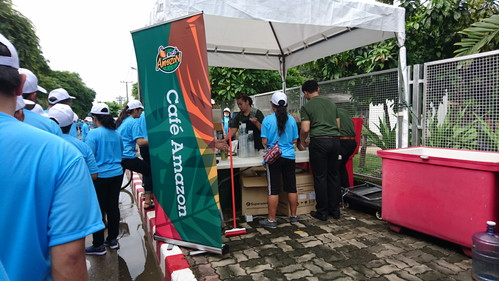 Cafe Amazon Booth
