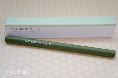 Nature Republic_ネイチャーリパブリック_スキニー アイライナー_1