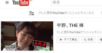宇野、THE 禅 - YouTube