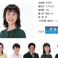 谷桐子アナ