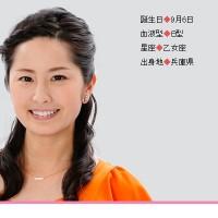 岸田奈緒美アナ