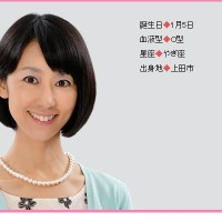 中澤佳子アナ