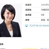 仲田紀久子アナ