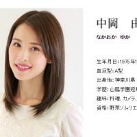 中岡由佳さん