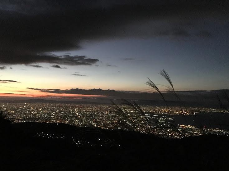 2018六甲山/夜景