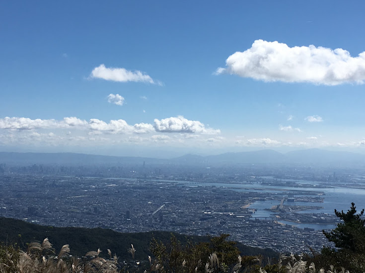 2018六甲山/大阪平野