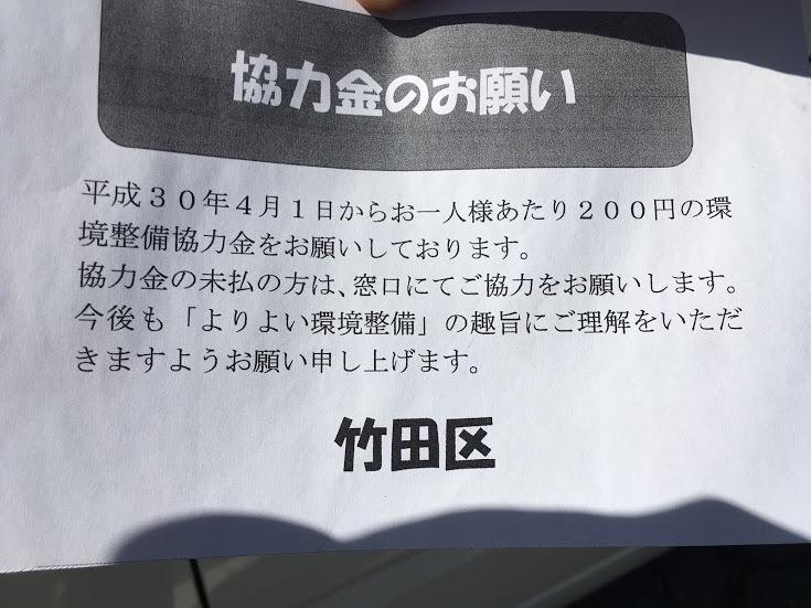 2018朝来山/協力金