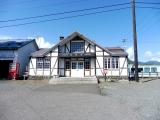 JR山部駅 駅舎