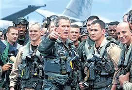 イラク戦争勝利