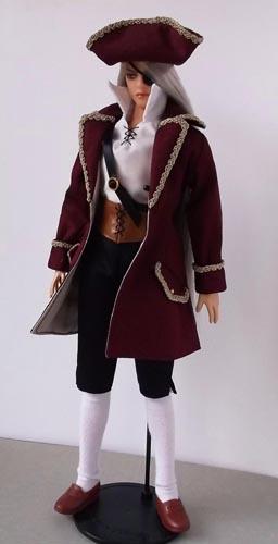 海賊スタイル エンジ