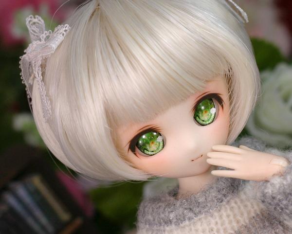 プチ姫 ホワイト カスタムヘッド11 2