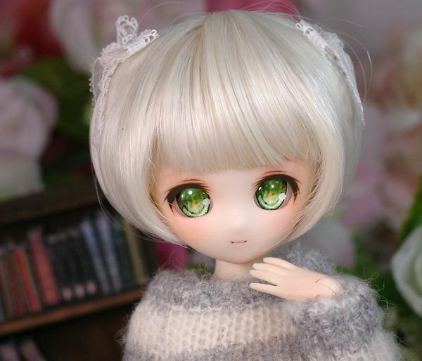 プチ姫 ホワイト カスタムヘッド11 3