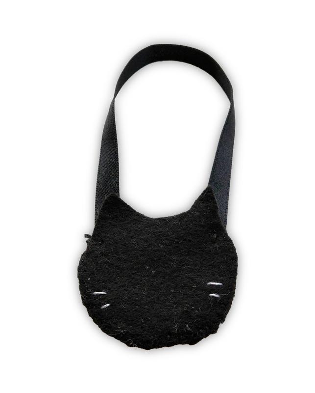 オビツ11用 黒猫セット C