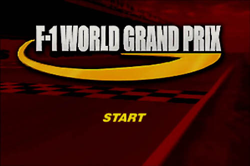 【NINTENDO64】F-1 WORLD GRNAD PRIX