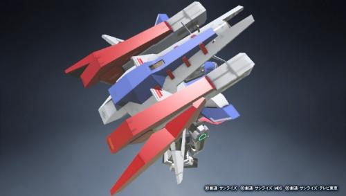 【ガンダムブレイカー3】新型のインパルスガンダムということで