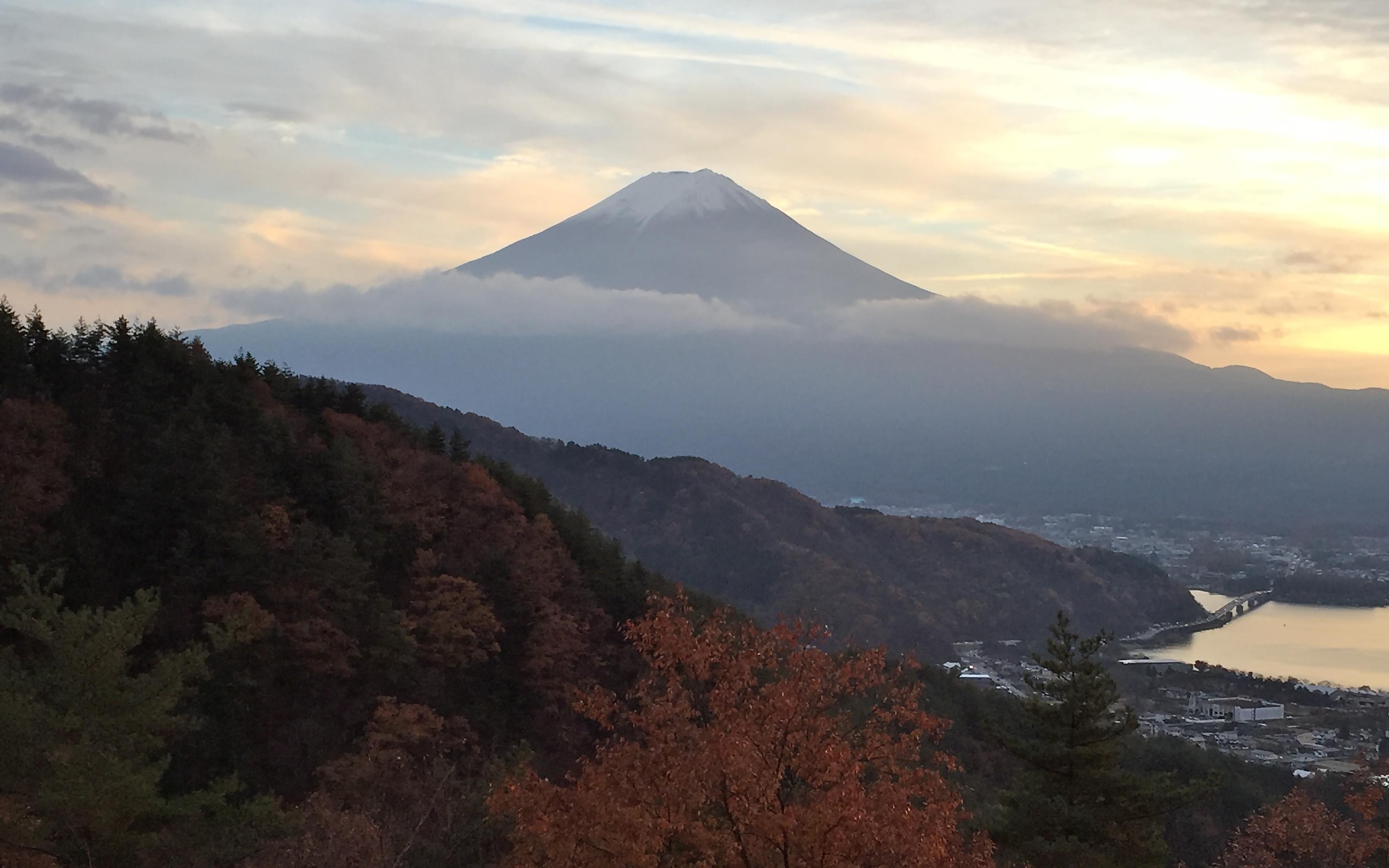 11月富士