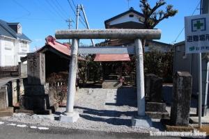 香取神社(北葛飾郡杉戸町才羽)1