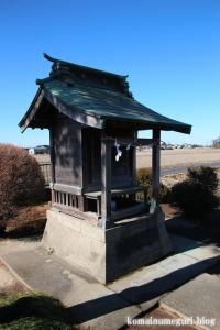 浅間神社(北葛飾郡杉戸町才羽)4