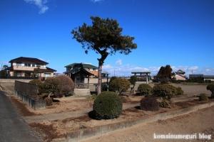 浅間神社(北葛飾郡杉戸町才羽)1