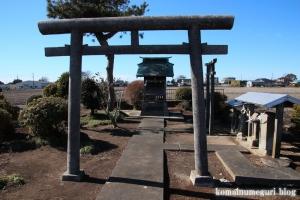 浅間神社(北葛飾郡杉戸町才羽)2