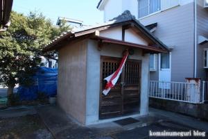 香取神社(北葛飾郡杉戸町並塚)8