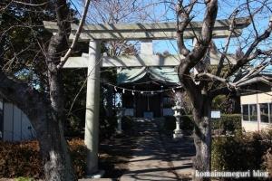 中央神社(北葛飾郡杉戸町並塚)4