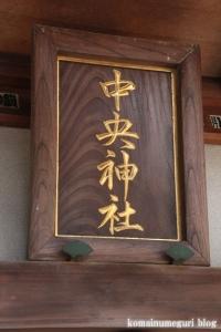 中央神社(北葛飾郡杉戸町並塚)11