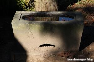 稲荷神社(北葛飾郡杉戸町堤根)4