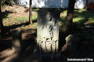 稲荷神社(北葛飾郡杉戸町堤根)6
