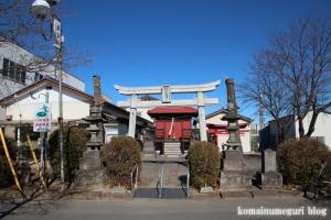 八幡神社(北葛飾郡杉戸町清池)1