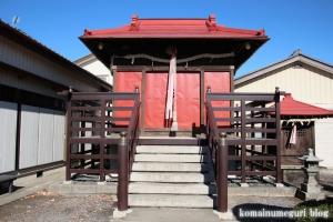 八幡神社(北葛飾郡杉戸町清池)6