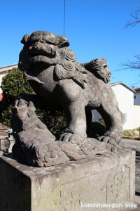 八幡神社(北葛飾郡杉戸町清池)12